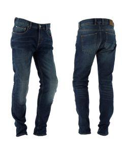 Richa Bi-Stretch  Regular Fit Textile Trousers Blue